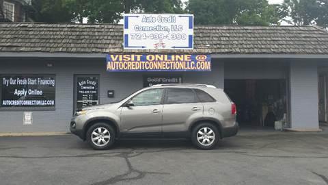 2013 Kia Sorento for sale in Uniontown, PA