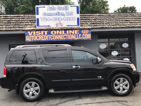 2009 Nissan Armada for sale in Uniontown, PA