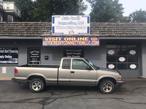 1998 Chevrolet S-10 for sale at Auto Credit Connection LLC in Uniontown PA