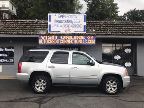 2012 GMC Yukon for sale at Auto Credit Connection LLC in Uniontown PA