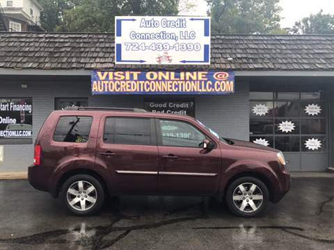 2013 Honda Pilot for sale in Uniontown, PA