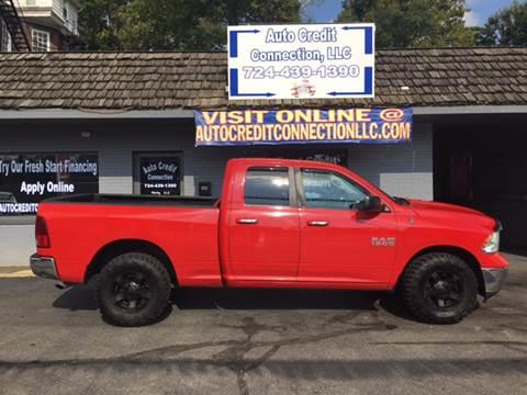 2013 RAM Ram Pickup 1500 for sale in Uniontown, PA