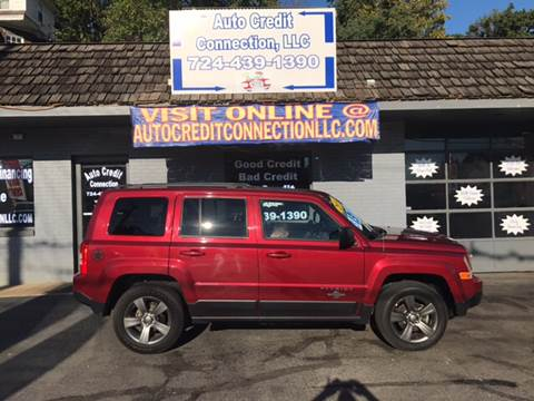 2014 Jeep Patriot for sale in Uniontown, PA