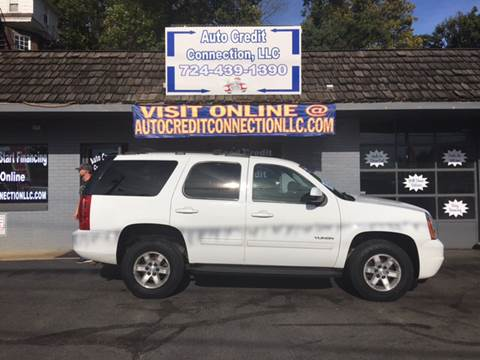 2010 GMC Yukon for sale in Uniontown, PA
