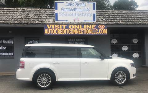 2014 Ford Flex for sale in Uniontown, PA