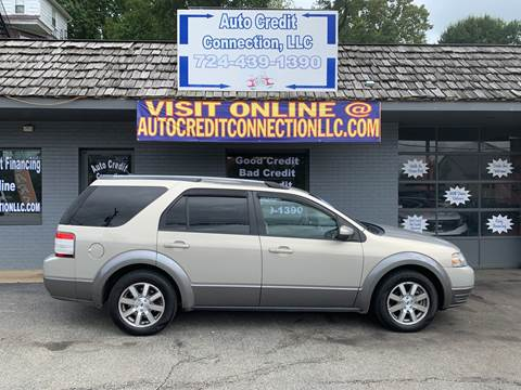 2009 Ford Taurus X for sale in Uniontown, PA