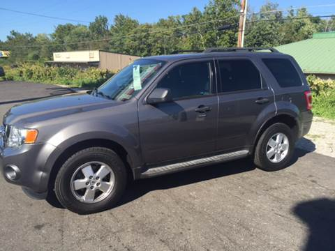 2012 Ford Escape for sale at Auto Credit Connection LLC in Uniontown PA