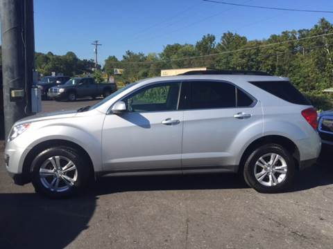 2015 Chevrolet Equinox for sale at Auto Credit Connection LLC in Uniontown PA