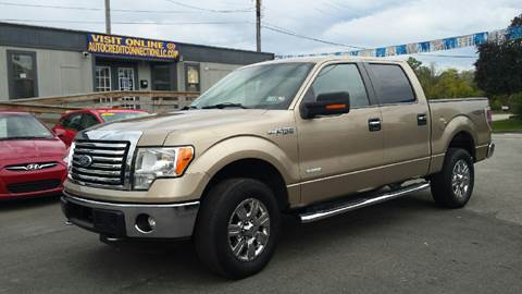 2012 Ford F-150 for sale at Auto Credit Connection LLC in Uniontown PA