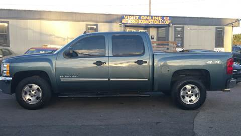 2012 Chevrolet Silverado 1500 for sale at Auto Credit Connection LLC in Uniontown PA