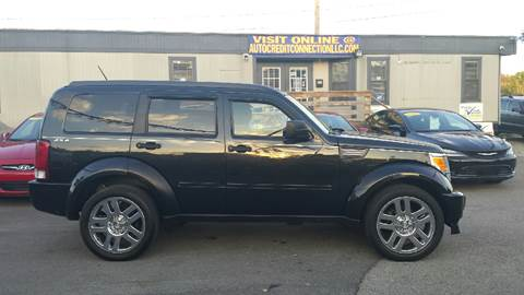 2010 Dodge Nitro for sale at Auto Credit Connection LLC in Uniontown PA