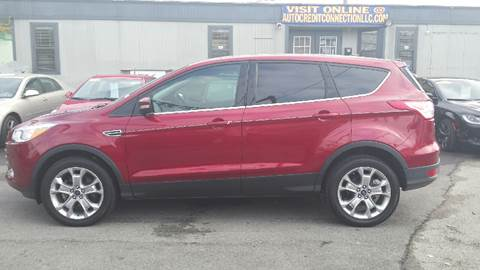 2013 Ford Escape for sale at Auto Credit Connection LLC in Uniontown PA