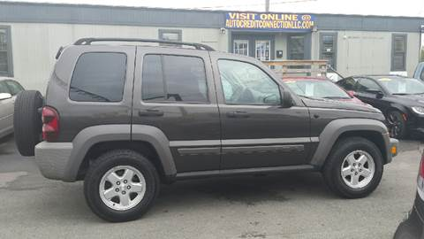 2006 Jeep Liberty for sale at Auto Credit Connection LLC in Uniontown PA