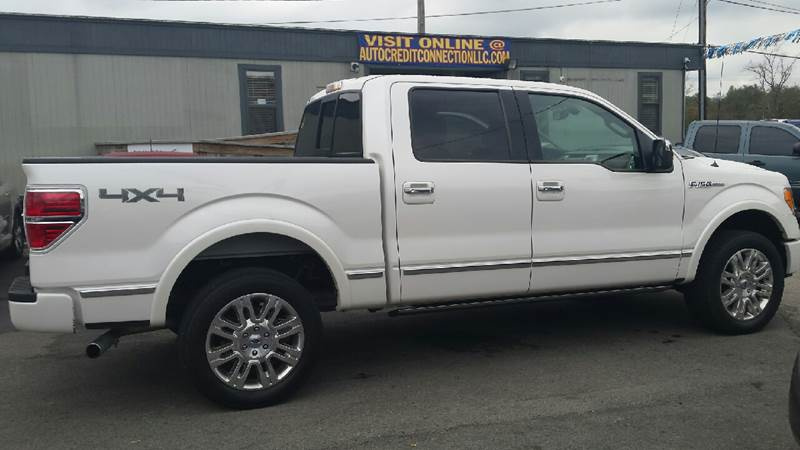 2010 ford f-150 platinum in uniontown pa - auto credit connection llc