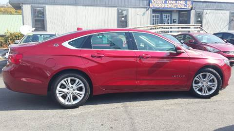 2014 Chevrolet Impala for sale at Auto Credit Connection LLC in Uniontown PA