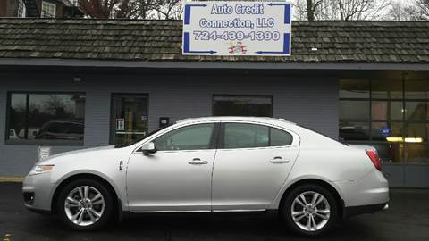 2009 Lincoln MKS for sale at Auto Credit Connection LLC in Uniontown PA