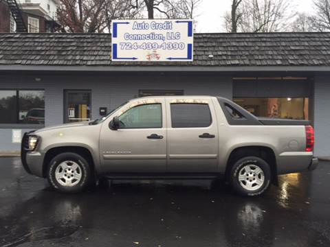 2007 Chevrolet Avalanche for sale at Auto Credit Connection LLC in Uniontown PA