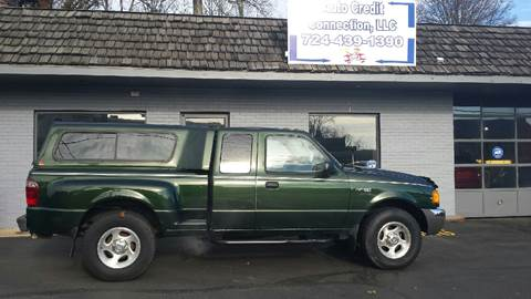 2001 Ford Ranger for sale at Auto Credit Connection LLC in Uniontown PA