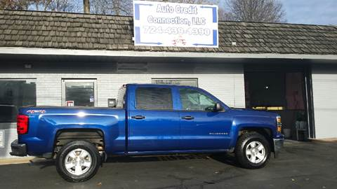 2014 Chevrolet Silverado 1500 for sale at Auto Credit Connection LLC in Uniontown PA