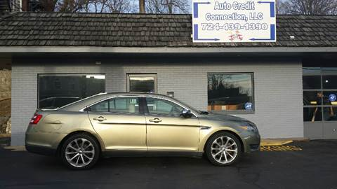 2013 Ford Taurus for sale in Uniontown, PA