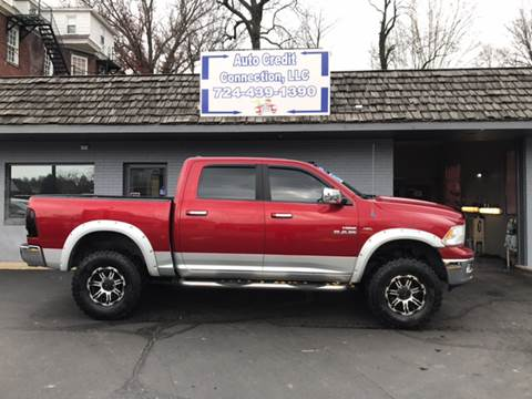 2009 Dodge Ram Pickup 1500 for sale at Auto Credit Connection LLC in Uniontown PA