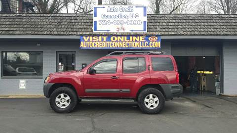 2005 Nissan Xterra for sale in Uniontown, PA