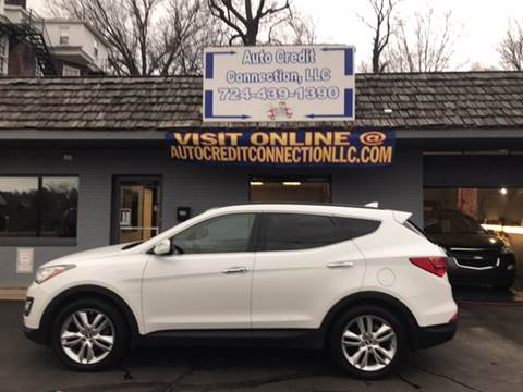 2013 Hyundai Santa Fe Sport for sale in Uniontown, PA