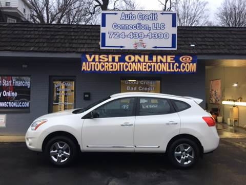 2012 Nissan Rogue for sale in Uniontown, PA