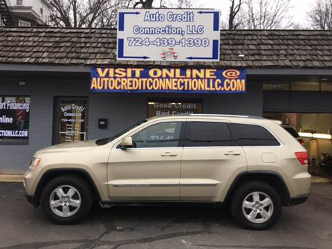 2011 Jeep Grand Cherokee for sale in Uniontown, PA