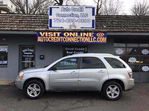 2005 Chevrolet Equinox for sale in Uniontown, PA
