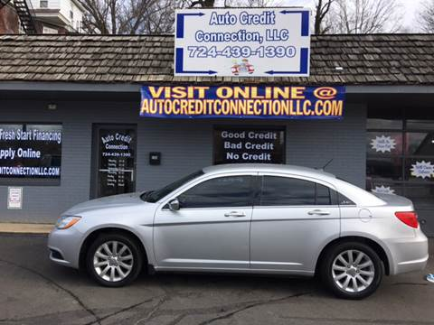 2012 Chrysler 200 for sale in Uniontown, PA