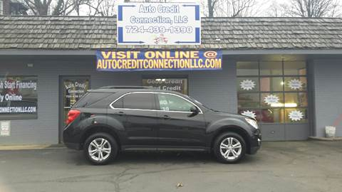 2013 Chevrolet Equinox for sale in Uniontown, PA