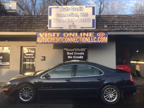 2001 Chrysler 300M for sale at Auto Credit Connection LLC in Uniontown PA