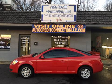2005 Chevrolet Cobalt for sale at Auto Credit Connection LLC in Uniontown PA