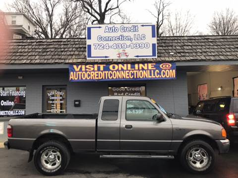 2005 Ford Ranger for sale at Auto Credit Connection LLC in Uniontown PA