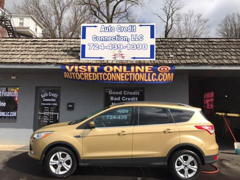 2015 Ford Escape for sale in Uniontown, PA