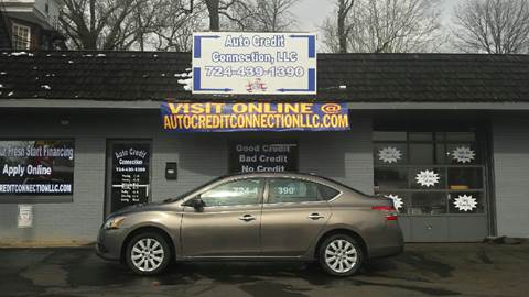 2015 Nissan Sentra for sale in Uniontown, PA