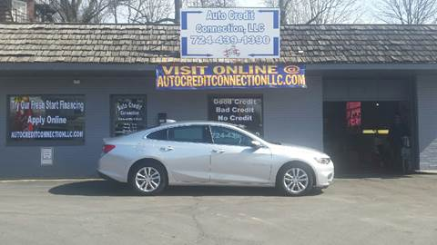 2016 Chevrolet Malibu for sale in Uniontown, PA