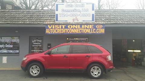 2010 Ford Edge for sale at Auto Credit Connection LLC in Uniontown PA