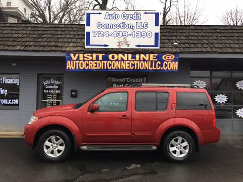 2012 Nissan Pathfinder for sale in Uniontown, PA