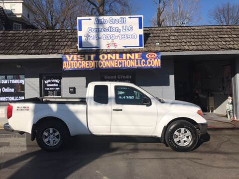 2005 Nissan Frontier for sale at Auto Credit Connection LLC in Uniontown PA