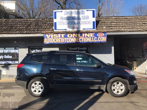 2012 Chevrolet Traverse for sale in Uniontown, PA