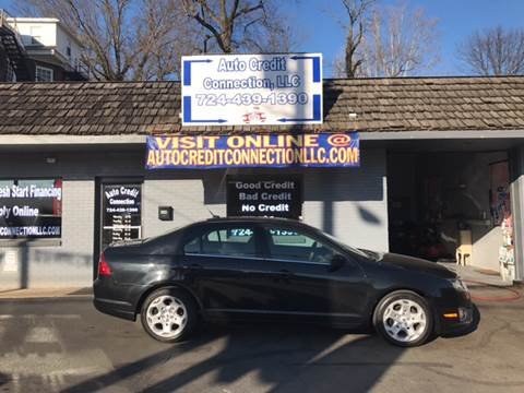 2011 Ford Fusion for sale at Auto Credit Connection LLC in Uniontown PA