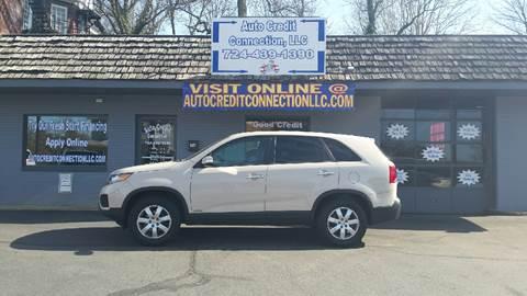 2011 Kia Sorento for sale in Uniontown, PA