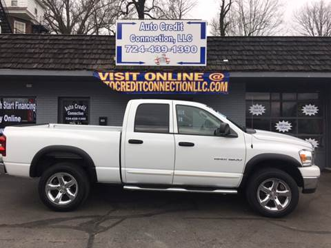2007 Dodge Ram Pickup 1500 for sale in Uniontown, PA