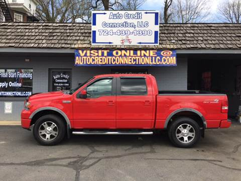 2008 Ford F-150 for sale in Uniontown, PA