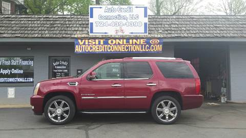 2007 Cadillac Escalade for sale in Uniontown, PA