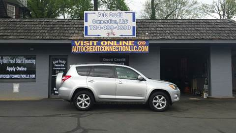 2009 Toyota RAV4 for sale in Uniontown, PA