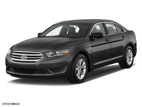 2017 Ford Taurus for sale in Reed City, MI