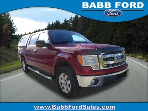 2014 Ford F-150 for sale in Reed City, MI